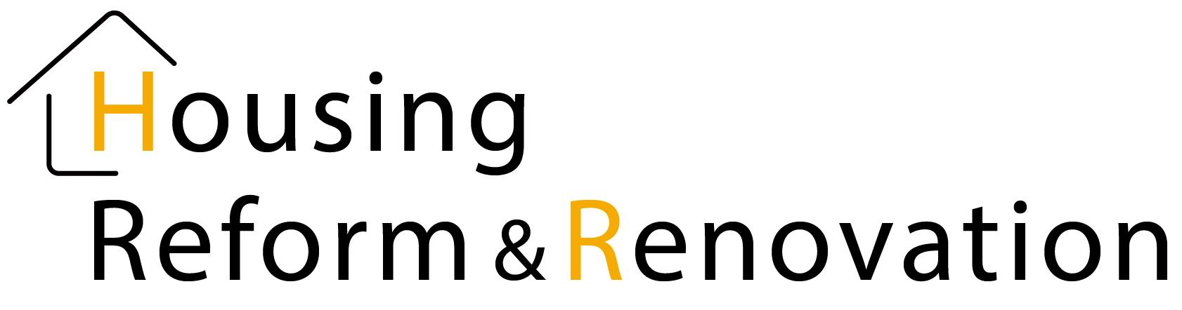 Housing Reform & Renovation